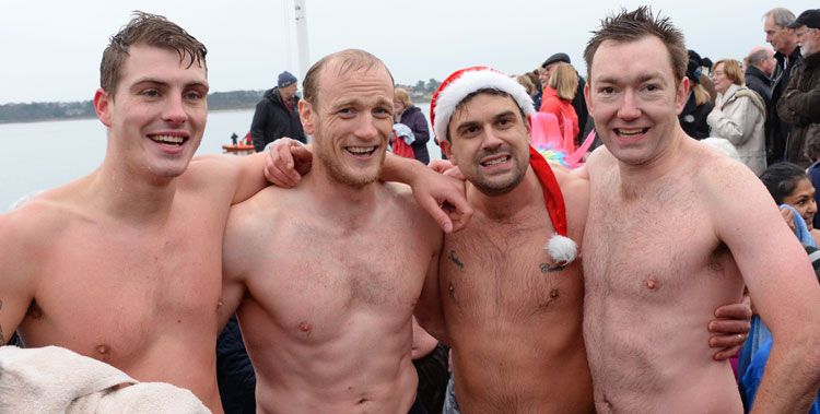 Boxing Day Swim