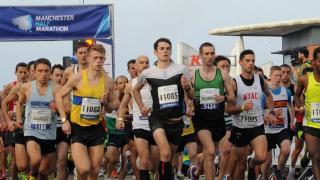 Manchester Half Marathon Runners