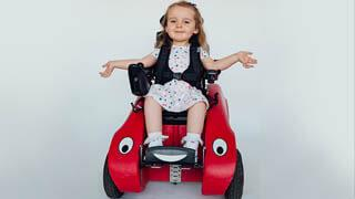 Sophia - Spinal muscular atrophy