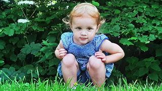 Sophia's story - Cystic fibrosis