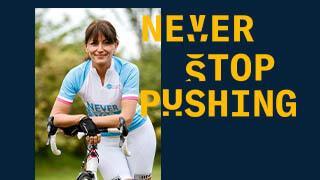 Davina's Big Sussex Bike Ride